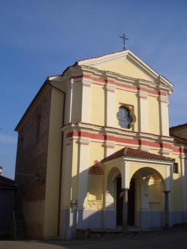 Moncrivello - Chiesa di San Francesco d'Assisi