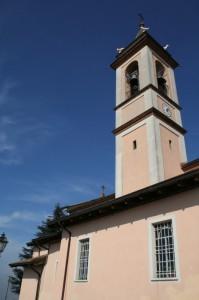 Il campanile di Montemarzino