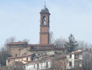 Monleale alto - la chiesa