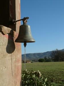 Campanella di una piccola Cappella