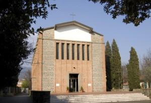 Chiesa di Santa Rita a Margine Coperta