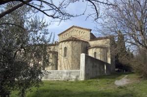 Badia San Salvatore in Agna
