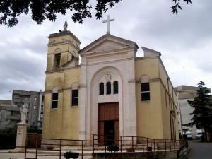 Chiesa  Nuova della Madonna della Sanità