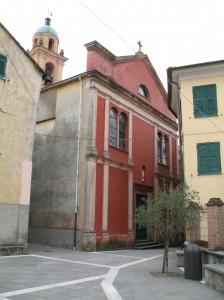 Chiesa di San Pietro Vara - Varese Ligure