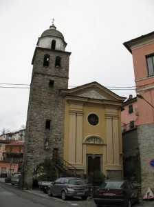 Santa Giustina - Rocchetta di Vara