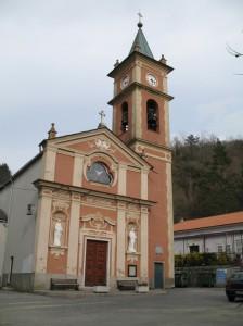 Nostra Signora del Sacro Cuore - Torza - Maissana