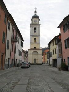 San Carlo Borromeo - Borghetto di Vara