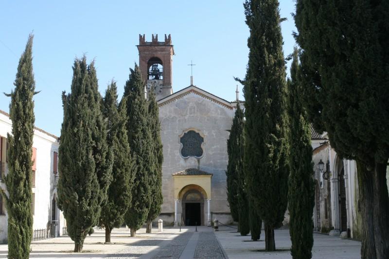 ''abbazia olivetana'' - Rodengo Saiano