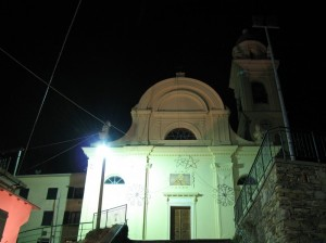 San Pietro - Davagna