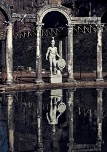 Villa Adriana: Fontana
