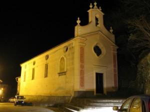 San Siro - Mezzanego