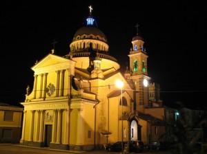 Santuario di Nostra Signora della Guardia - Gattorna - Moconesi