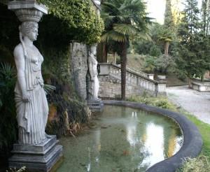 Fontana di Villa Alba Nr 1