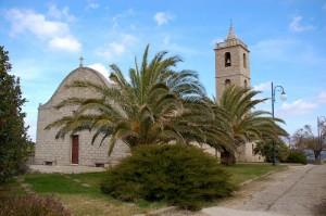 Chiesa dello spirito Santo-Nuchis