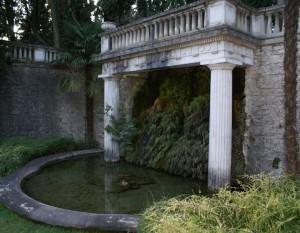 Fontana di Villa Alba Nr 2