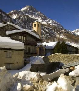 Chiesa di San Lorenzo d'inverno