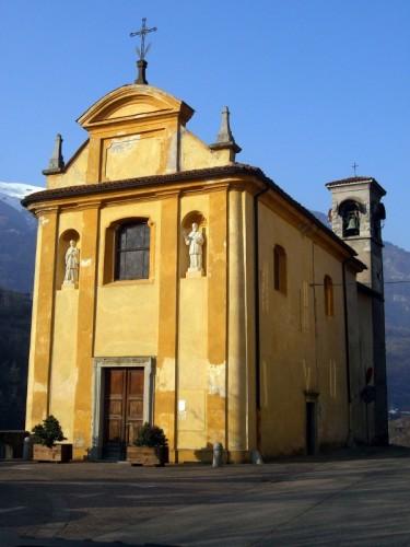 Pieve di Bono - Chiesa di Cologna