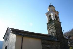 Chiesa del comune di Davagna