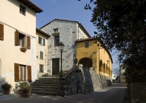 Chiesa di Serravalle