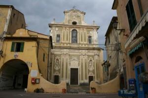 Riva Ligure: Chiesa di S. Maurizio