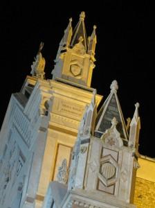 Le guglie di S. Croce. Profilo