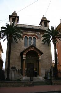 Chiesa di Bordighera: Immacolata Concezione Terra Santa