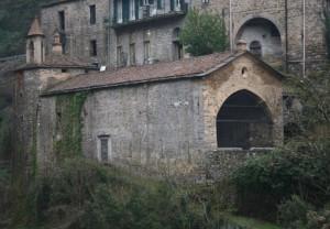 Chiesa di Apricale: S. Maria degli Angeli