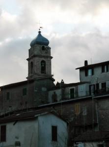 Il Campanile della Chiesa Santa Maria Assunta - Agosta