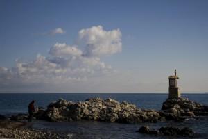 Milazzo, Croce di Mare
