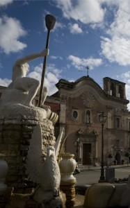 MIlazzo, chiesa del Carmine