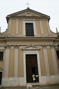 Castelcovati - la parrocchiale