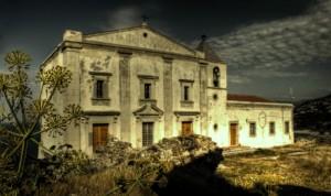 Capo D'Orlando, Santuario sul monte della Madonna II