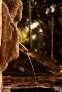 Capo D'Orlando, fontana Drago