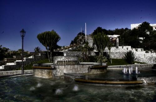 Milazzo - Milazzo, fontana nel centro storico