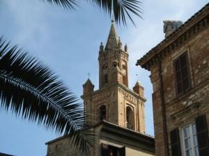Il campanile di S.Agnese