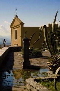 Milazzo, fontanella a San Rocco, centro storico