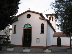 La parrocchiale di S.Michele Arcangelo a Villa Zaccheo