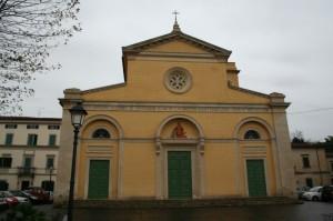 San Lorenzo Martire a Fauglia