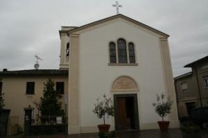 La chiesa di Cenaia