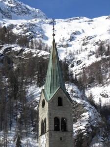 campanile a punta
