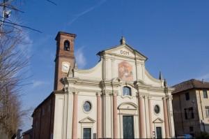 Castelnuovo Bormida - Chiesa dei Santi Quirico e Giuditta