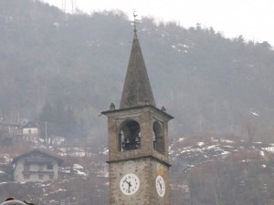 campanile con galletto