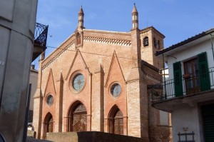 Mombaruzzo - Santa Maria Maddalena