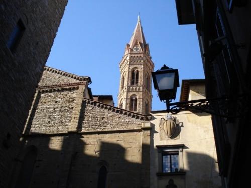 Firenze - La Badia Fiorentina all'ombra del Bargello