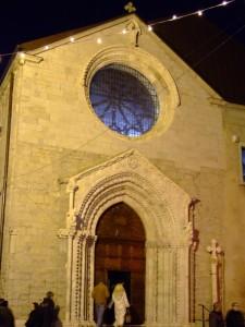 Chiesa di notte