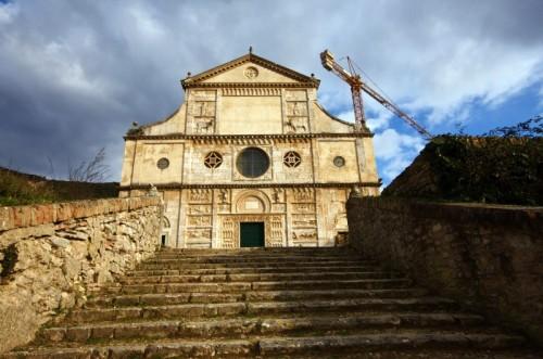 Spoleto - Chiesa di San Pietro a Spoleto