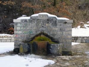 antica fontana