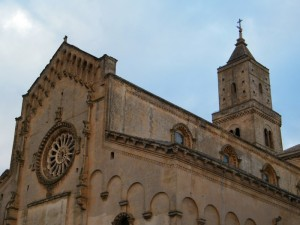 Cattedrale in rosa