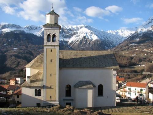 Chies d'Alpago - Tra le bianche vette dell'Alpago