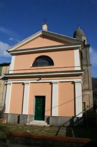 Chiesa del comune di Deiva Marina